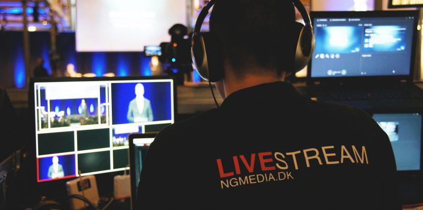Live Stream Crew Djøf