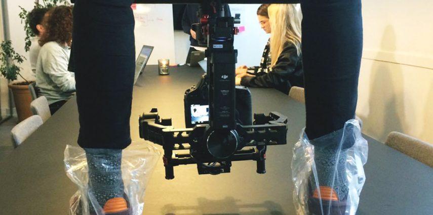 Behind the scenes - Rainmaking Loft Copenhagen Promo